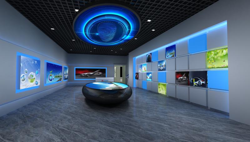 科技产业馆